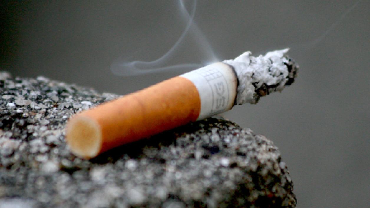 کدام کشور کمترین تعداد سیگاریها را دارد؟