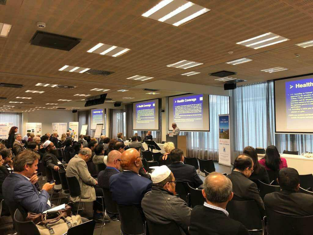 اجلاس جهانی گارد با حضور دکتر محمدرضا مسجدی