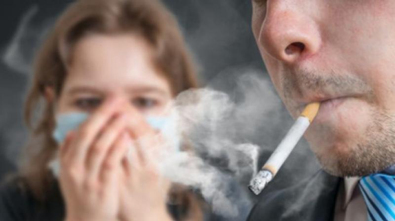 دود محیطی دخانیات در هزاران مورد مردهزایی در کشورهای درحالتوسعه نقش دارد
