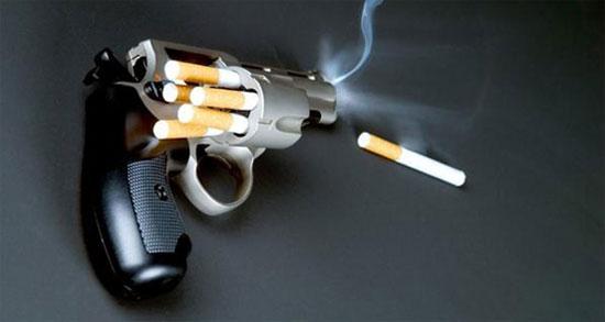 سلاح گرمی به نام «سیگار» که از هر دو جنگ جهانی بیشتر آدم کشته است…