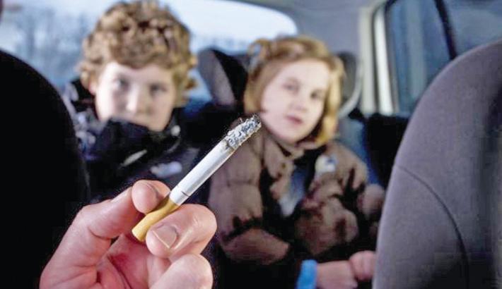 استنشاق دود محیطی دخانیات در کودکی، احتمال مرگِ ناشی از بیماریهای ریه در بزرگسالی را میافزاید