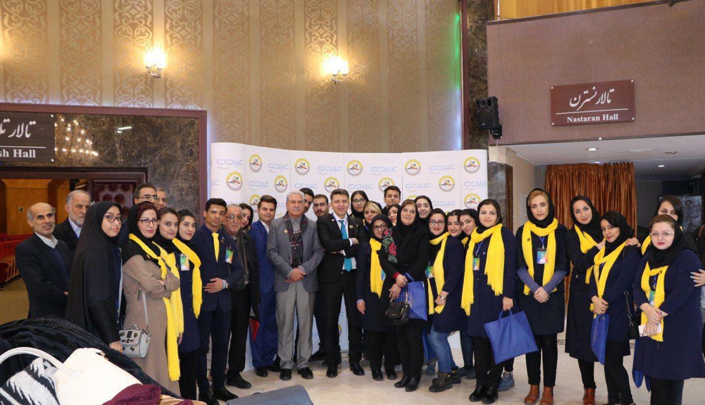 اولین همایش شبکه ملی پیش گیری از بیماری های غیر واگیر