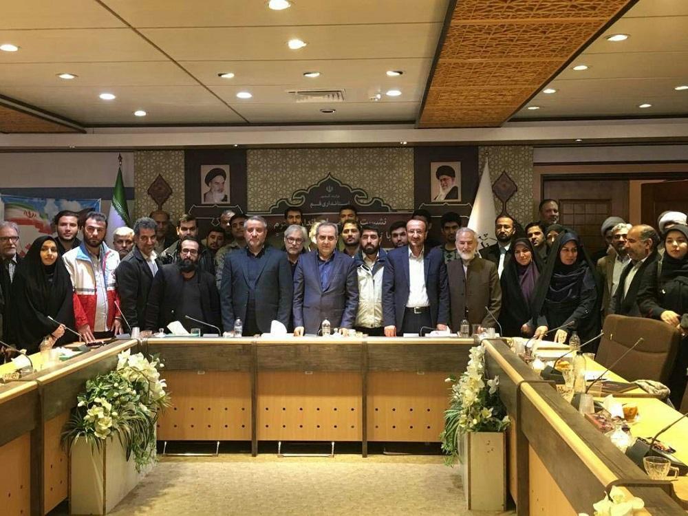 نشست صمیمی استاندار قم با نمایندگان سازمان های مردم نهاد